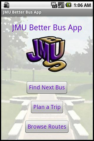 Donations for JMU Better Bus - screenshot