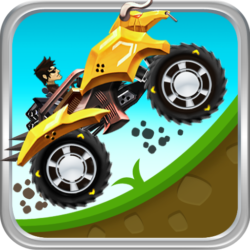 Android/PC/Windows用Up Hill Racing: Car Climb ゲーム (apk)無料ダウンロード