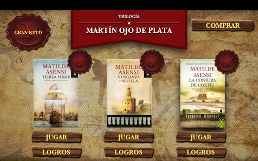 Juego de Martín Ojo de Plata