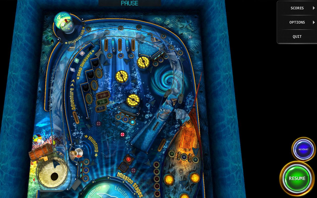 Pinball HD for Tegra- screenshot