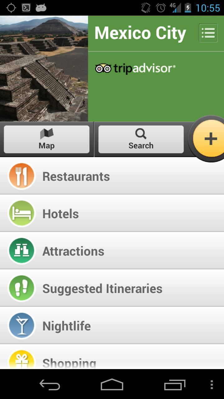 Mexico City Guide screenshot #1