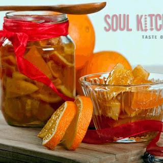Preserved Oranges