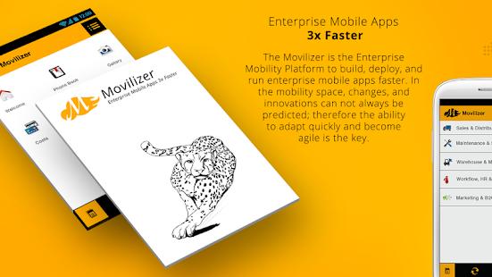 Movilizer Pro 2.1