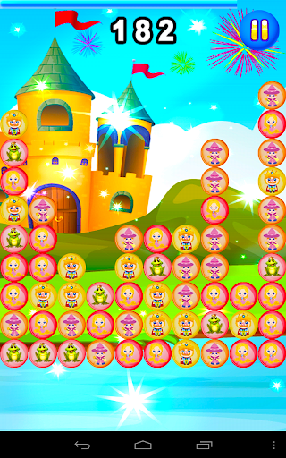 Bubble Frog Enchanted Prince