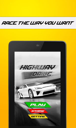 Highway Drive Rush