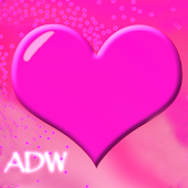 Heart ADW HD Theme