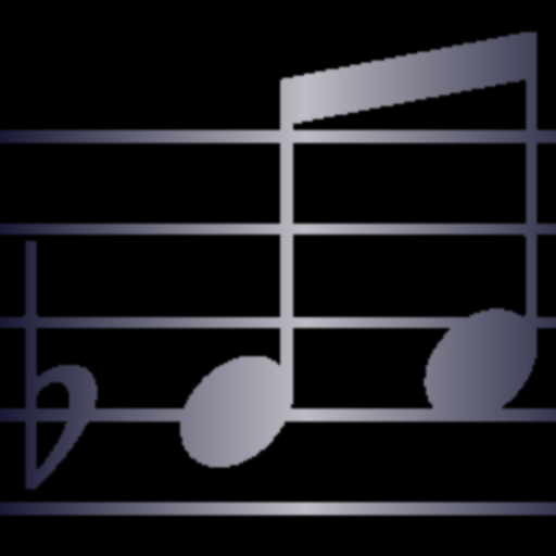 Midi Sheet Music - Violin Ed. LOGO-APP點子