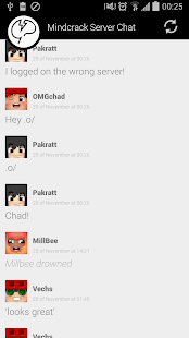 Mindcrack Server Chat- screenshot thumbnail