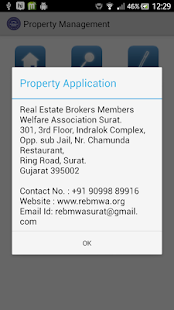 REBMWA - Property Application- screenshot thumbnail