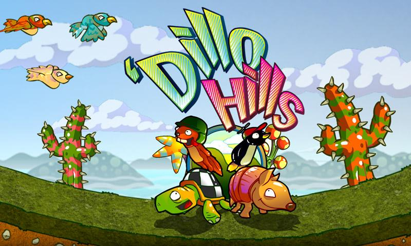 Dillo Hills - screenshot