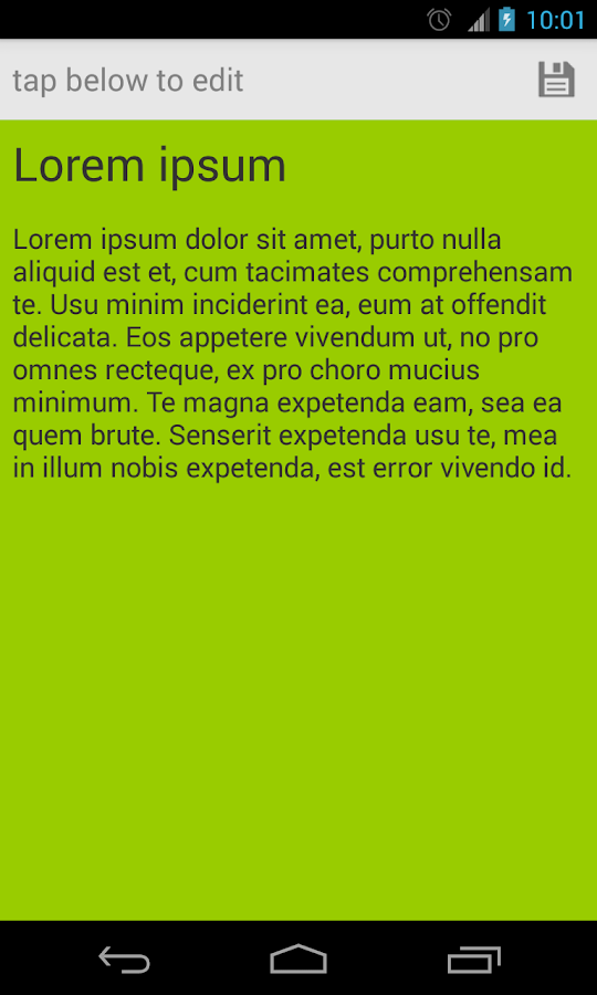 True Txt Reader Writer- screenshot