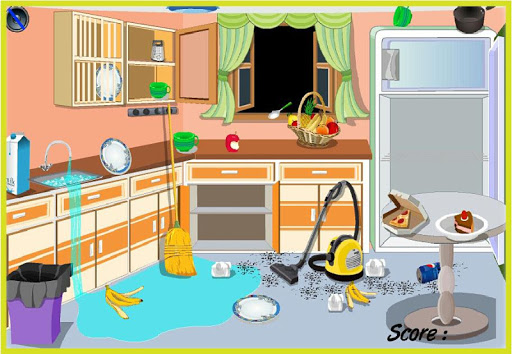 Home Cleanup Game 1.3.0 screenshots 17