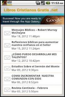 Libros Cristianos Gratis - screenshot thumbnail