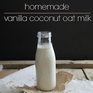 Vanilla Coconut Milk Recipes.