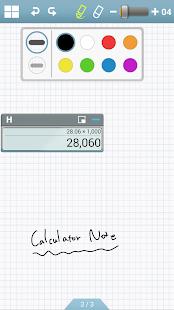 玩免費商業APP|下載[Free] Calculator Note app不用錢|硬是要APP