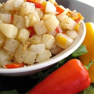 Garbage Fried Potatoes