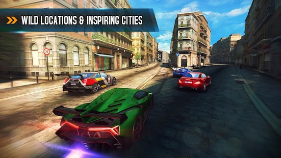 Asphalt 8: Airborne Mod (Unlimited Money) v1.1.1 APK