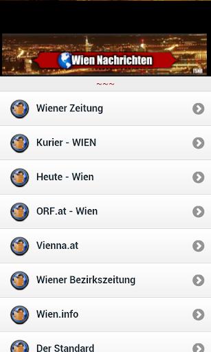 Wien Nachrichten