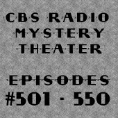 CBS Radio Mystery Theater V.11