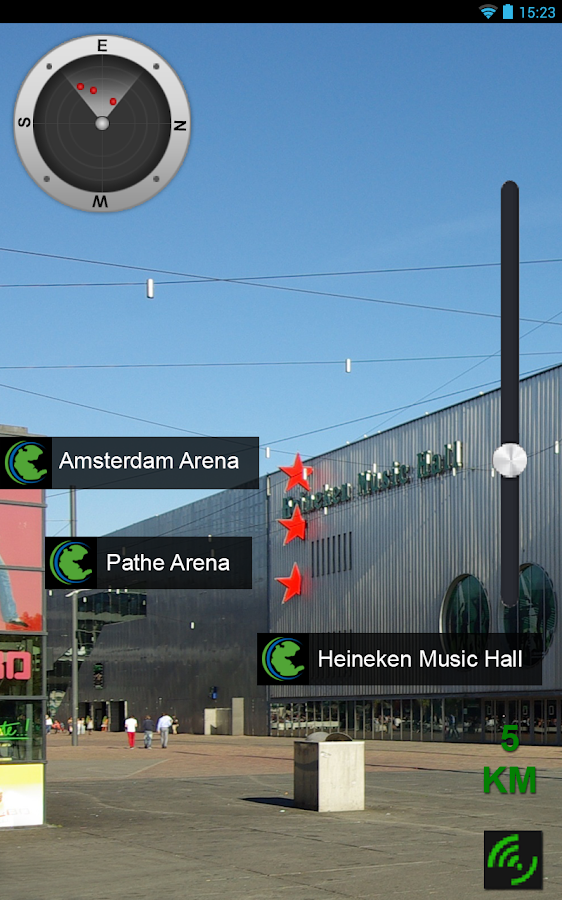 Amsterdam Travel Guide- screenshot