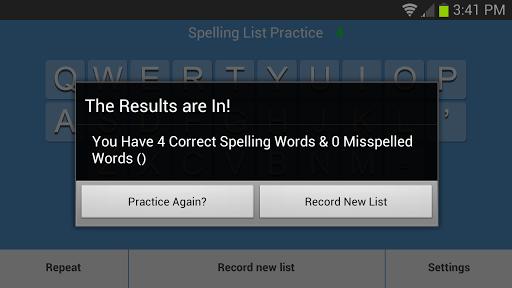 【免費教育App】Spelling Test Practice-APP點子