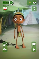 Screenshot of Poor Maya
