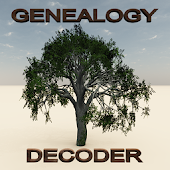 Genealogy Relationship Decoder