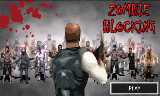 The Last Man-Zombie Block Line