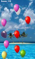 Screenshot of Balloon Blaster