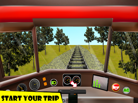 Train Driving Simulator Pro 2D 1.6 screenshot 124127