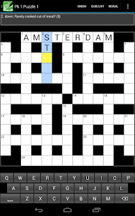 Crossword Cryptic- screenshot thumbnail