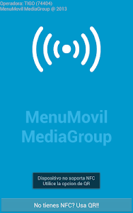 MenuMovil Vending Machines screenshot 1