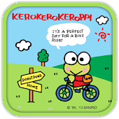 Kero A Bike Riding Theme