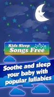 Screenshot of Kids Sleep Songs Free