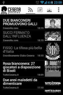 Cesena Pocket- miniatura screenshot