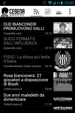 Cesena Pocket- screenshot