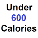 Under 600 Calories Fast Foods logo