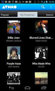 Audiko ringtones for Android v2.5.62