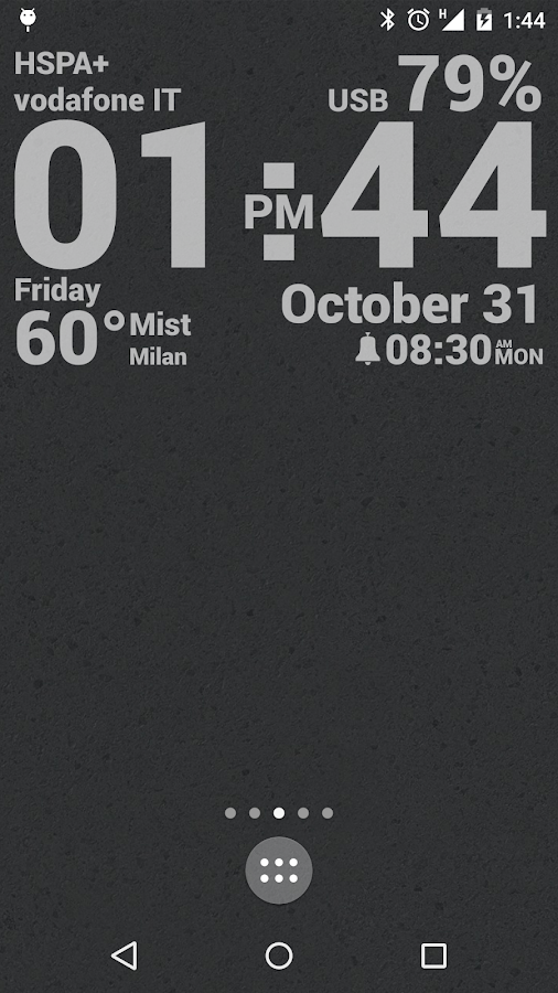KLWP Live Wallpaper Pro Key- screenshot