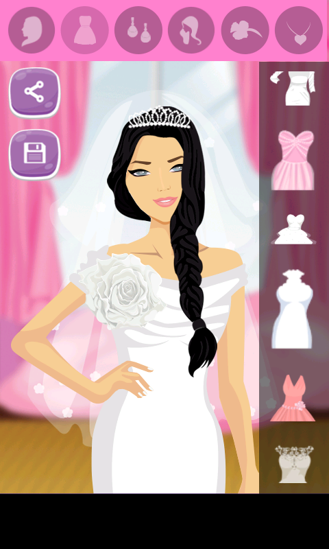 Fashion Girl Wedding- screenshot