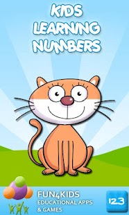 Kids Learning Numbers - screenshot thumbnail