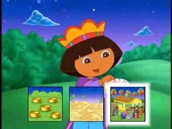 Dora Saves Three Kings Day