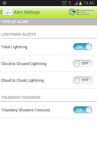 Lightning Sg App App