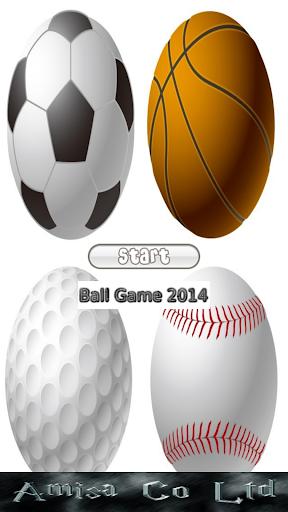 Ball Game 2014