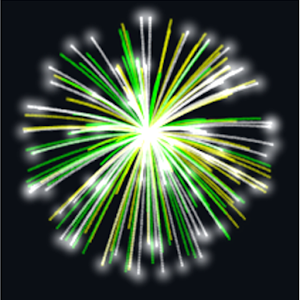 Firework Simulator for PC and MAC