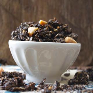 Salted Caramel Mocha Granola