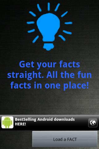 OVER 9 000 Amazing Facts!! - screenshot
