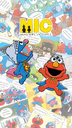 [セサミストリート]Sesame MICライブ壁紙のおすすめ画像1