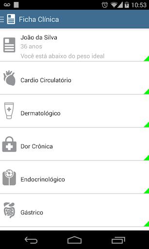 【免費健康App】Saúde Controle-APP點子