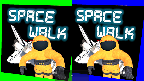 VR Space Walk- screenshot thumbnail
